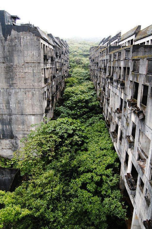 Ciudad abandonada de Keelung, Taiwan. Milo Fotografía elinstantedecisivo